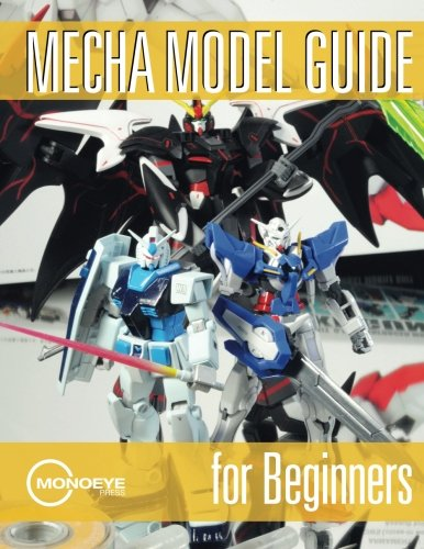 9781494336813: Mecha Model Guide for Beginners