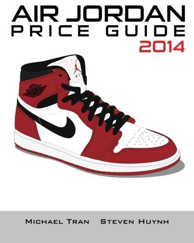 9781494365301: Air Jordan Price Guide 2014 (Color)
