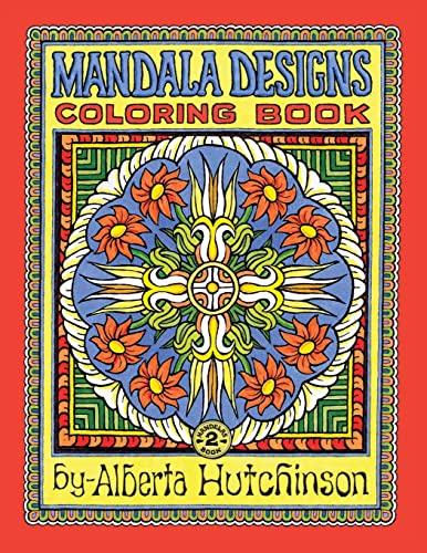 9781494373160: Mandala Design Coloring Book No. 2: 32 New Mandala Designs (Sacred Design Series)