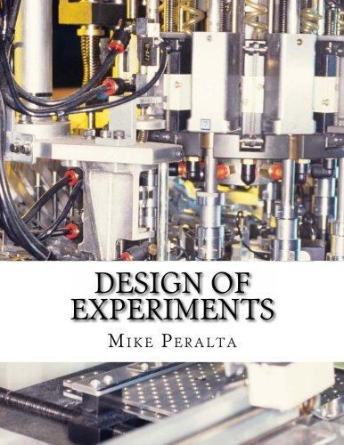 9781494378585: Design Of Experiments