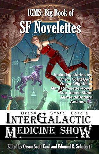 9781494390952: InterGalactic Medicine Show: Big Book of SF Novelettes (InterGalactic Medicine Show Big Books) (Volume 1)