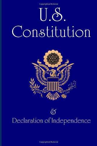 9781494393175: US Constitution: and Declaration of Independence
