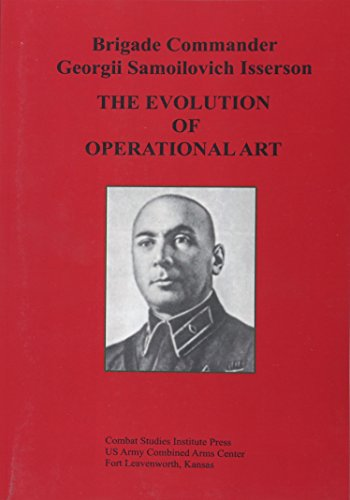 9781494406882: The Evolution of Operational Art