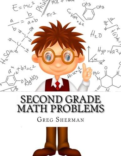9781494407674: Second Grade Math Problems