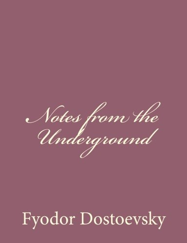 9781494410094: Notes from the Underground