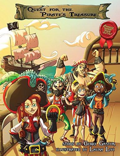 9781494427443: Quest for the Pirate's Treasure