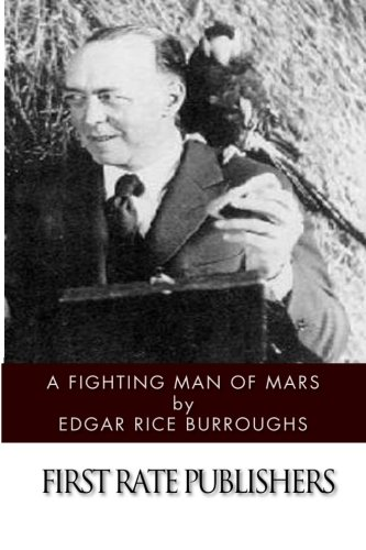 9781494438401: A Fighting Man of Mars