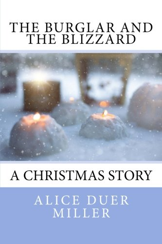 9781494445812: The Burglar and The Blizzard: A Christmas Story