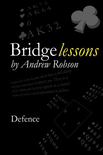 9781494471705: Bridge Lessons: Defence