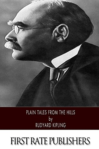 9781494474096: Plain Tales from the Hills