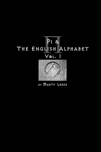 9781494477974: Pi & The English Alphabet Vol. 1 (Second Edition)
