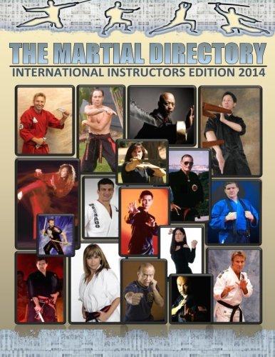 Martial Directory 2014 B/W : International Martial: Allen Woodman
