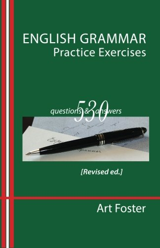 9781494490737: English Grammar Practice Exercises