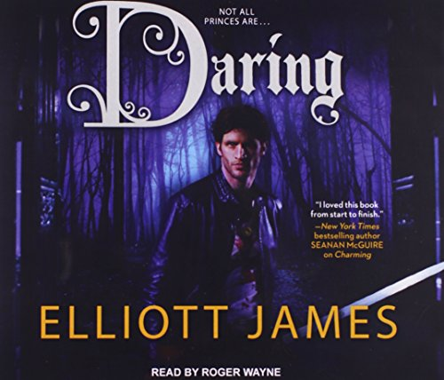 Daring (Compact Disc): Elliott James
