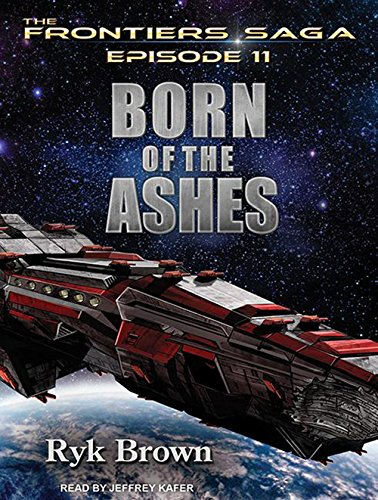 Born of the Ashes (Compact Disc): Ryk Brown