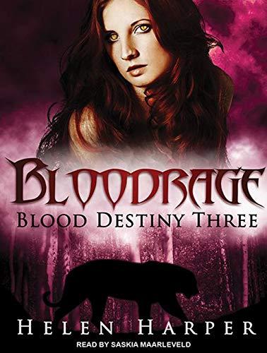 Bloodrage (Compact Disc): Helen Harper