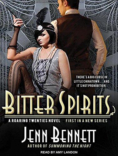 Bitter Spirits (Compact Disc): Jenn Bennett