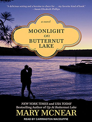 Moonlight on Butternut Lake (Compact Disc): M. McNear