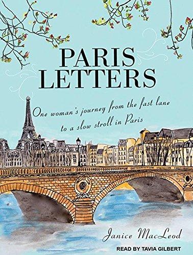 Paris Letters (Compact Disc): Janice MacLeod