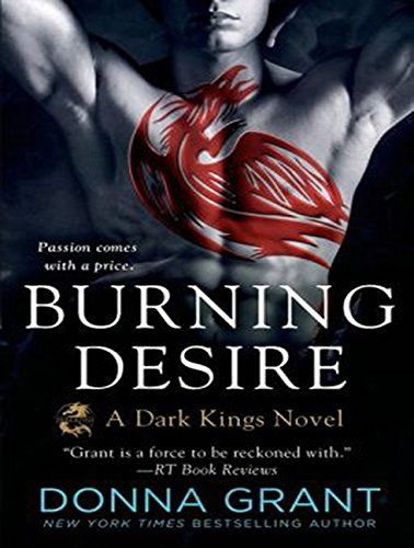 Burning Desire (Compact Disc): Donna Grant