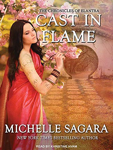 Cast in Flame (Compact Disc): Michelle Sagara