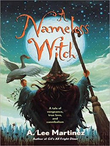 A Nameless Witch (Compact Disc): A. Lee Martinez