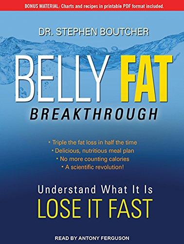 Belly Fat Breakthrough (Compact Disc): Stephen Boutcher