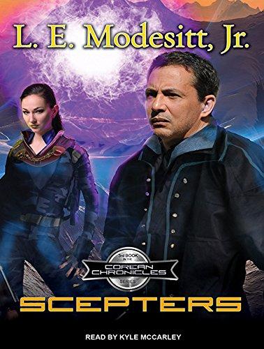 Scepters (Compact Disc): L.E. Jr. Modesitt