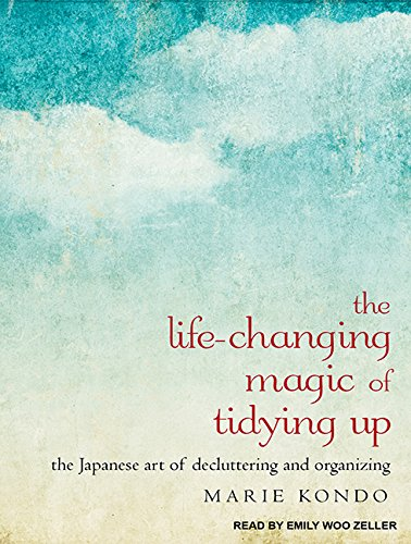 9781494508944: The Life-Changing Magic of Tidying Up: The Japanese Art of Decluttering and Organizing