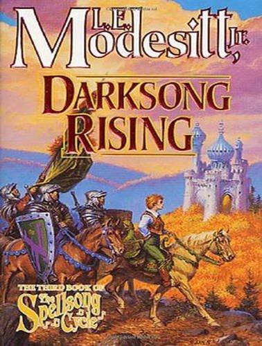 Darksong Rising (Compact Disc): L.E. Jr. Modesitt