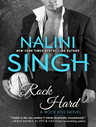 Rock Hard (Compact Disc): Nalini Singh