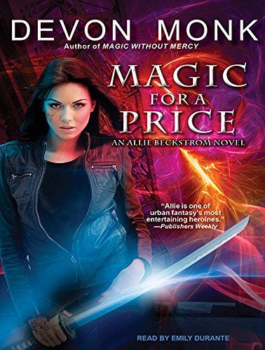 Magic for a Price (Compact Disc): Devon Monk