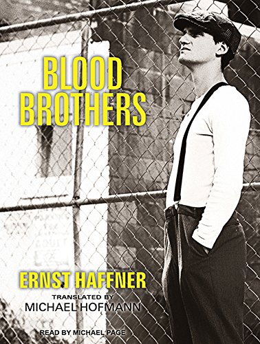 Blood Brothers (Compact Disc): Ernst Haffner