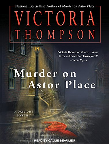 9781494514938: Murder on Astor Place