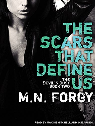 The Scars That Define Us (Compact Disc): M.N. Forgy