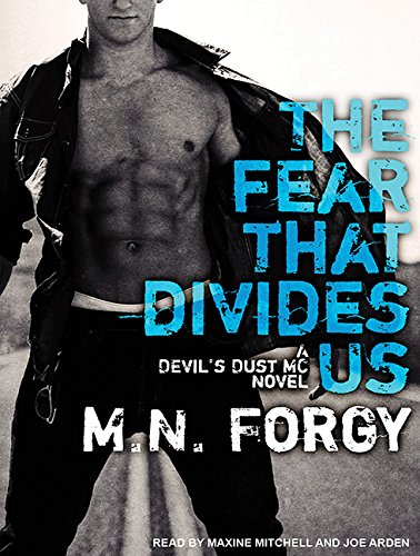 The Fear That Divides Us (Compact Disc): M.N. Forgy