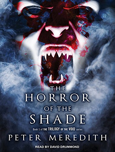 The Horror of the Shade (Compact Disc): Peter Meredith