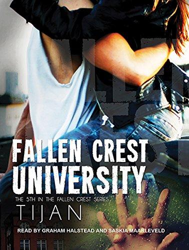 Fallen Crest University (Compact Disc): Tijan