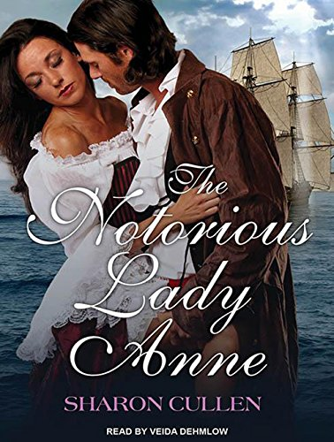 The Notorious Lady Anne (Compact Disc): Sharon Cullen