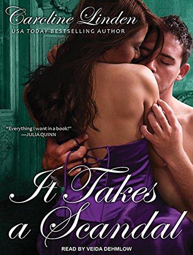 It Takes a Scandal (Scandals): Linden, Caroline