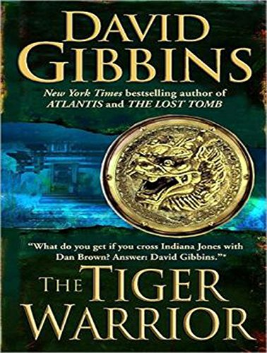 The Tiger Warrior (Jack Howard): Gibbins, David