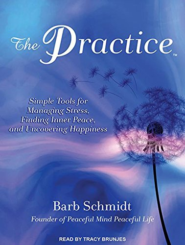 9781494554613: The Practice: Simple Tools for Managing Stress, Finding Inner Peace, and Uncovering Happiness