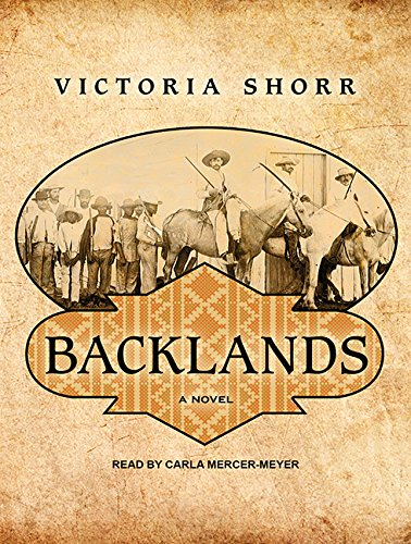 Backlands (MP3 CD): Victoria Shorr