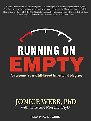 9781494563165: Running On Empty: Overcome Your Childhood Emotional Neglect