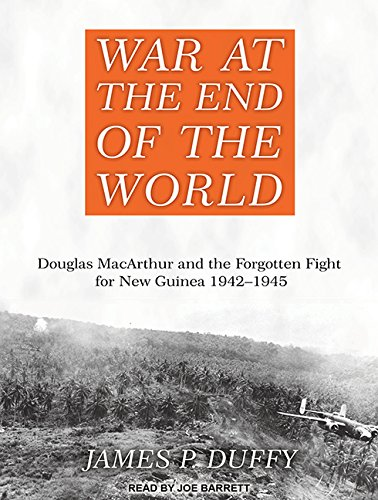 War at the End of the World: Duffy, James P.