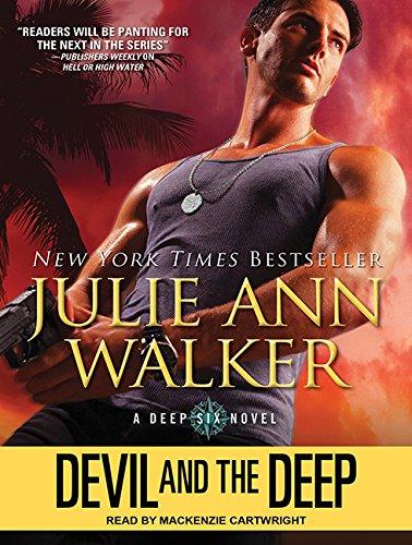 Devil and the Deep (MP3 CD): Julie Ann Walker