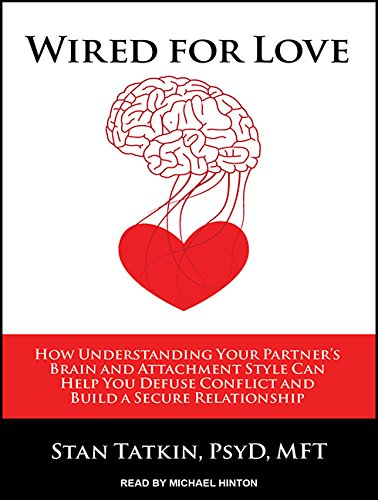 9781494568733: Wired for Love: How Understanding Your Partner's Brain and Attachment Style Can Help You Defuse Conflict and Build a Secure Relationship
