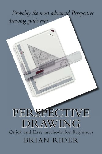 9781494700959: Perspective Drawing: Quick and Easy methods for Beginners (Techbooks) (Volume 1)