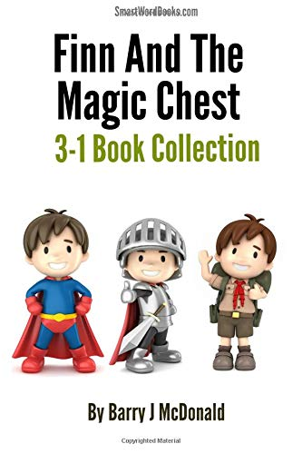 9781494709617: Finn And The Magic Chest - 3-1 Book Collection