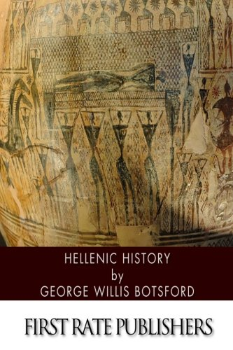 9781494719319: Hellenic History